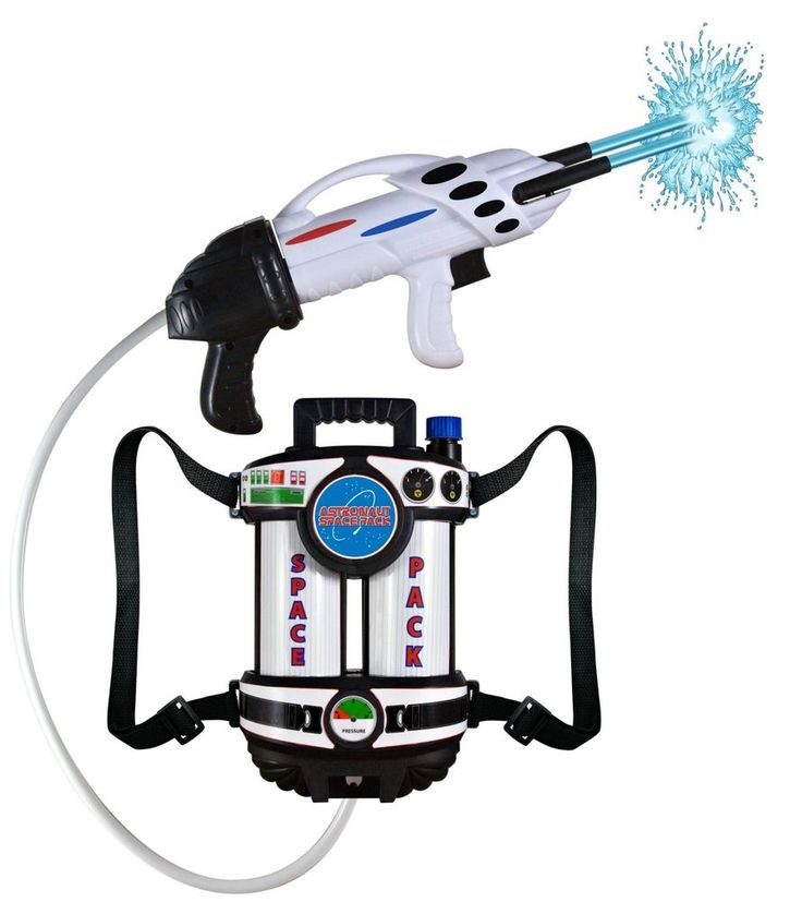 Aeromax Astronaut Space Pack Super Water Blaster with fully adjustable straps fo #Aeromax