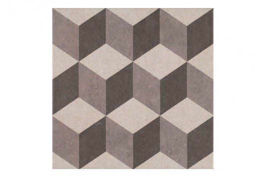 Sloane Square Wall & Floor Tiles 25x25cm