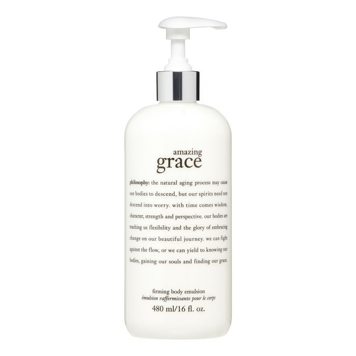 Philosophy Amazing Grace Firming Body Emulsion Philosophy Amazing Grace Lotion For Dry Skin Amazing Grace