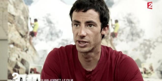 Kilian Jornet en apesanteur. A l'occasion de la sortie de son nouveau film, Kilian Jornet évoque sa passion pour la montagne et les risques qu'il encourt. L'Espagnol connaît les dangers et s'en nourrit pour repousser ses limites.
