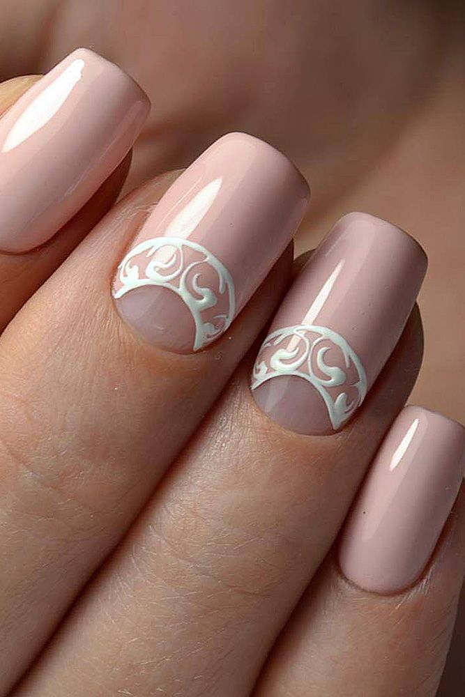 Outstanding 24 Wedding Nails, Inspiration For Every Bride https://weddingtopia.co/2018/04/15/24-wedding-nails-inspiration-for-every-bride/ Makeup hints and tricks and product review can all be found with just a couple of clicks
