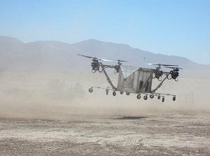 Lifting a small shipping container - Advanced Tactics Drones -