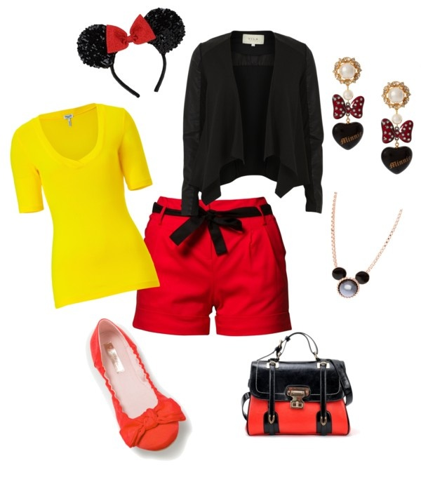 What to wear at WDW. Mickey Mouse. Walt Disney World. Fashion.
