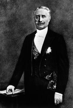 Paul DESCHANEL (1825-1922) - Présidence de la République de janvier 1920 à septembre 1920 démission