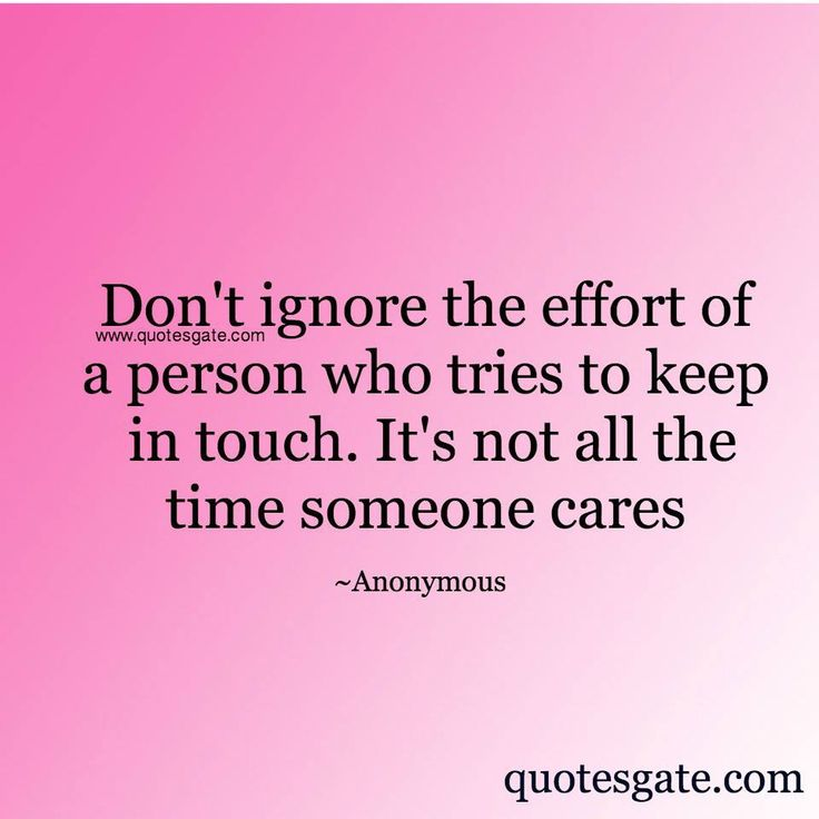 Don't ignore the effort of a person - 46.5KB