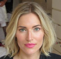 Last Nights Look — Kristen Taekman MAC Chatterbox Lipstick