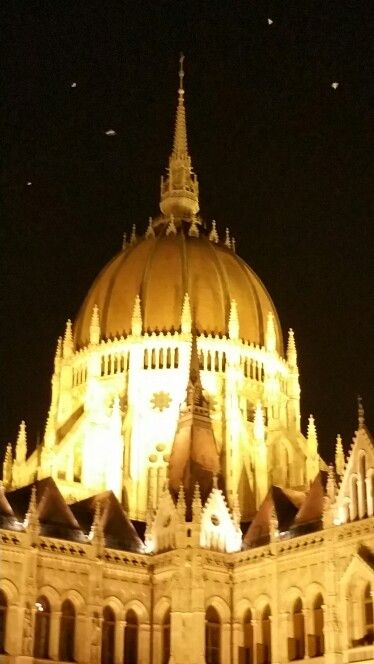 Parlament - Kupola