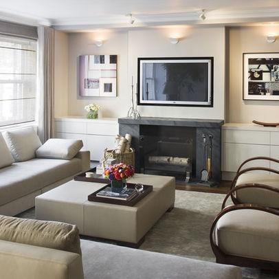 Modern Living Room Built Ins 21 best built ins images on pinterest | fireplace built ins