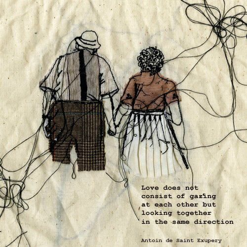 Nostalgic Narrative - Harriet Popham Textiles