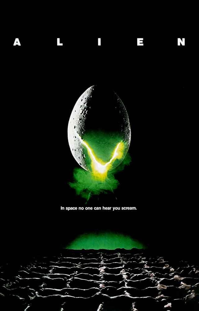 Alien Ridley Scott Movie Poster 11x17