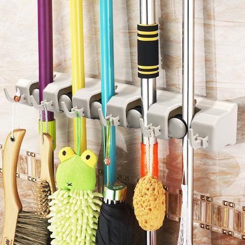 Best 25 Broom Holder Ideas On Pinterest