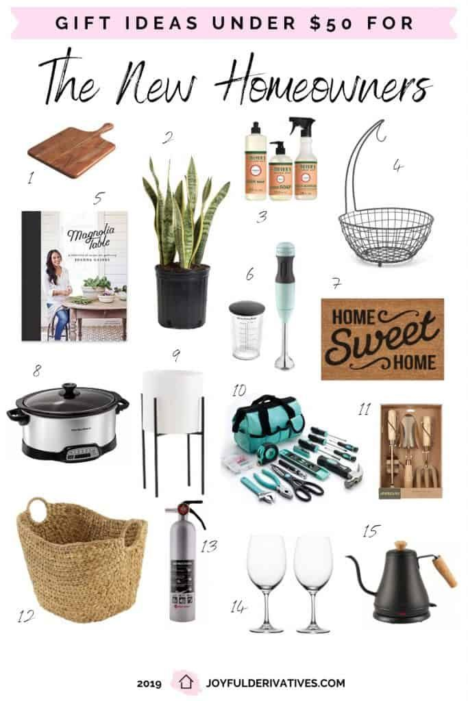15 Practical Gifts For New Homeowners In 2020 New Homeowner Gift
