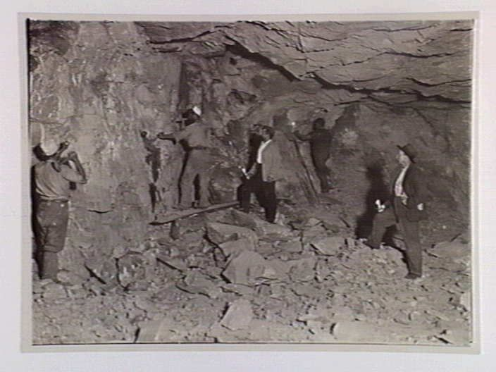 Cobar: Mount Boppy Gold Mine [Canbelego, N.S.W]