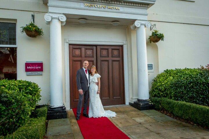 Bowden Hall entrance