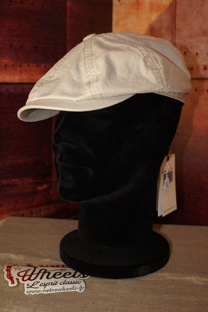 Casquette STETSON coton Hatteras sur Retro Wheels : https://www.retrowheels.fr/casquettes-chapeaux/396-casquette-stetson-coton-hatteras.html
