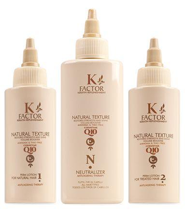 Natural Texture - текстурирование волос