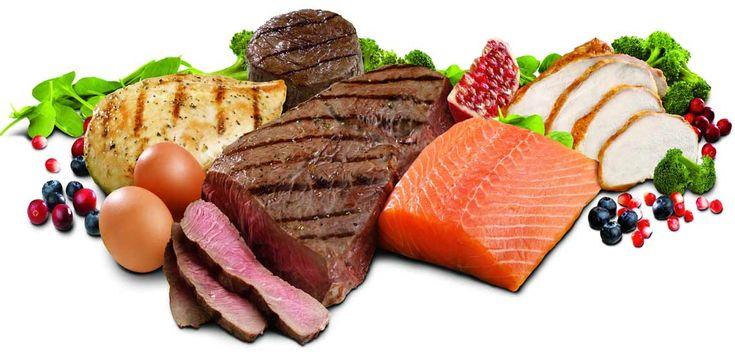 ACSM: a ingestão de Proteína para a optimização da criação e manutenção da massa muscular