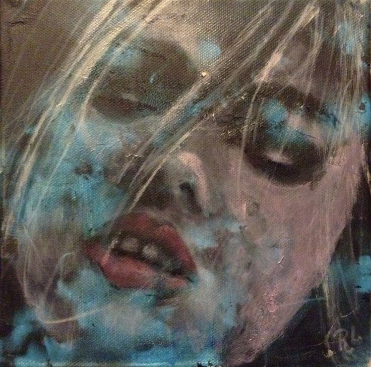 #20x20#canvas#acrylic,alkyd#beauty#rithva.dk