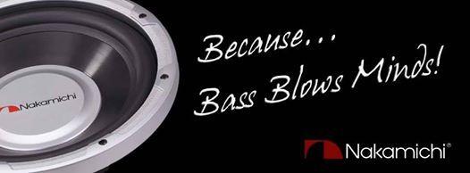 Because Bass blows minds!