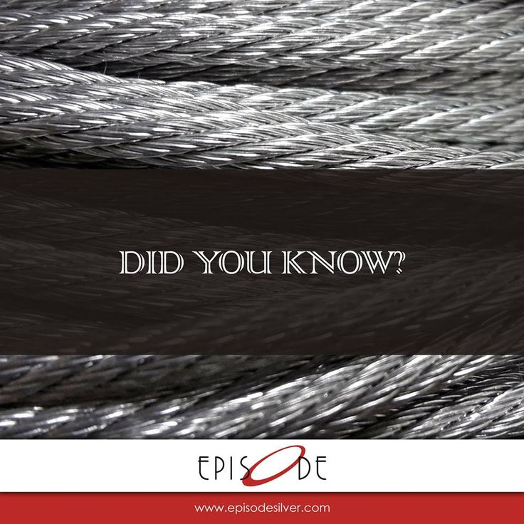 DID YOU KNOW?  Silver is the second most ductile metal, first being gold. Each ounce of silver can be drawn into a single 8,000 feet long wire!​  +91-7308363621 | hello@episodesilver.com Chat Now - https://tawk.to/chat/56cb7a722a2f03d63a509903/default/?$_tawk_popout=true. Shop Now - https://episodesilver.com/all-category/  #Episode #SilverGifts #SterlingSilver #UniqueGifts #UniqueSilverGifts
