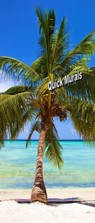 Choose From Hundreds Of Popular Tropical Wall Murals. Peel And Stick Murals,  Self Adhesive Murals And Self Stick Murals Are Easy To Install And Require  No ... Part 62