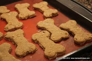 Scooby snack recipe
