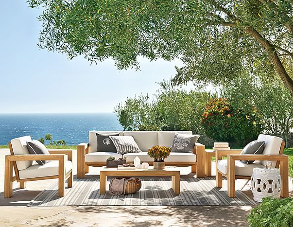Larnaca Outdoor Teak Collection At Part 88