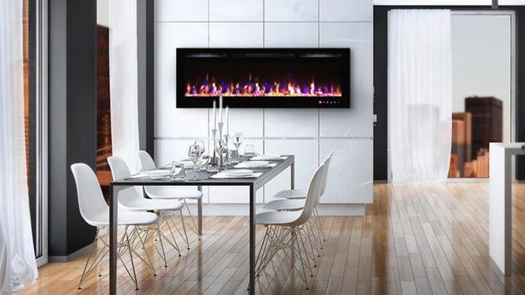 17 meilleures id es propos de cheminee electrique sur. Black Bedroom Furniture Sets. Home Design Ideas