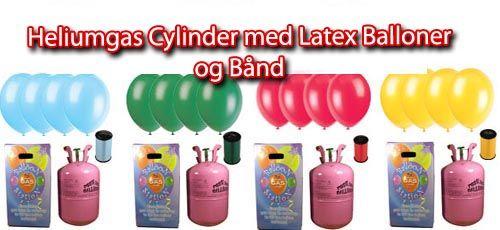 Danmarks billigste helium i engangs-beholdere! 199 kr. for en lille cylinder (0,25m3) uden balloner / 229 kr. inkl. 30 balloner og bånd. Og kun 299 kr. for en stor cylinder (0,41m3) uden balloner / 339 kr. inkl. 50 balloner og bånd. Ballonerne er 23 cm. i dia. og fås i flere farver eller som et mix! Levering på 2-3 hverdage. #latexballoner #balloner #heliumgas #ballongas #pynt #festartikler #MinTemaFestdk #festartikleronline #børnefødselsdag #flotpynt #læsinstruktionen