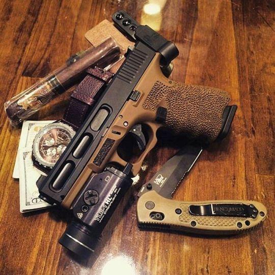 Glock EDCFind our speedloader now!  http://www.amazon.com/shops/raeind