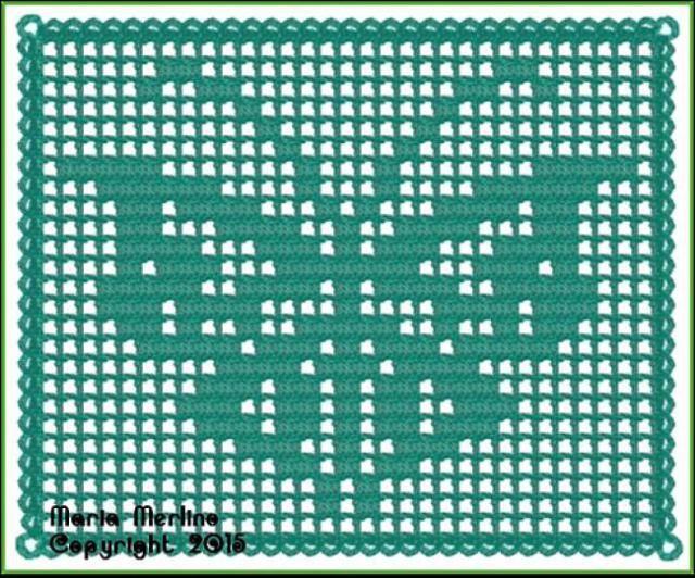17 Best Images About #2 Filet Crochet On Pinterest