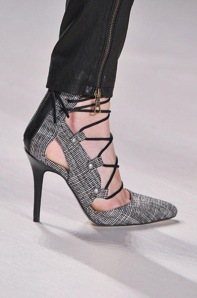 Fall Shoe Trends 2014 | POPSUGAR Fashion