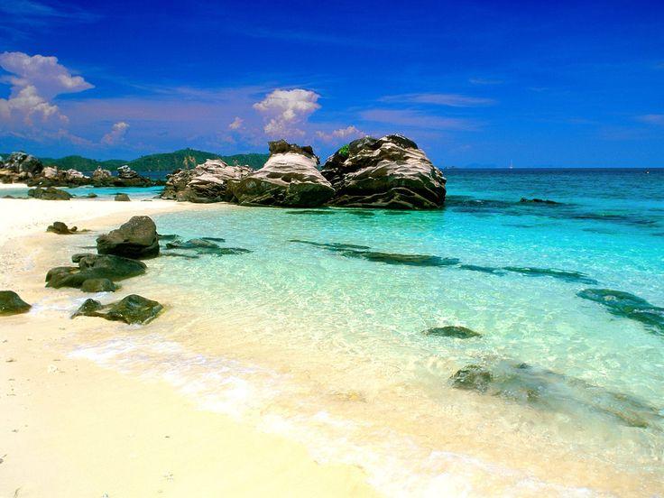 phuket - patong beach.