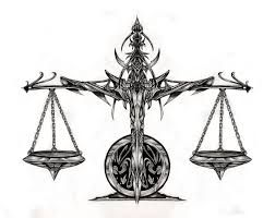Image result for libra scales tattoo