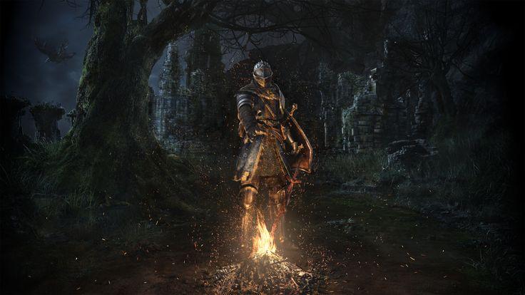 Official Dark Souls Remastered Wallpaper [3840x2160]
