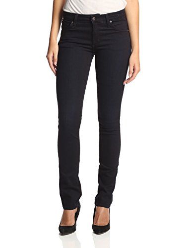 James Jeans Women's Straight Jean (Boulevard)