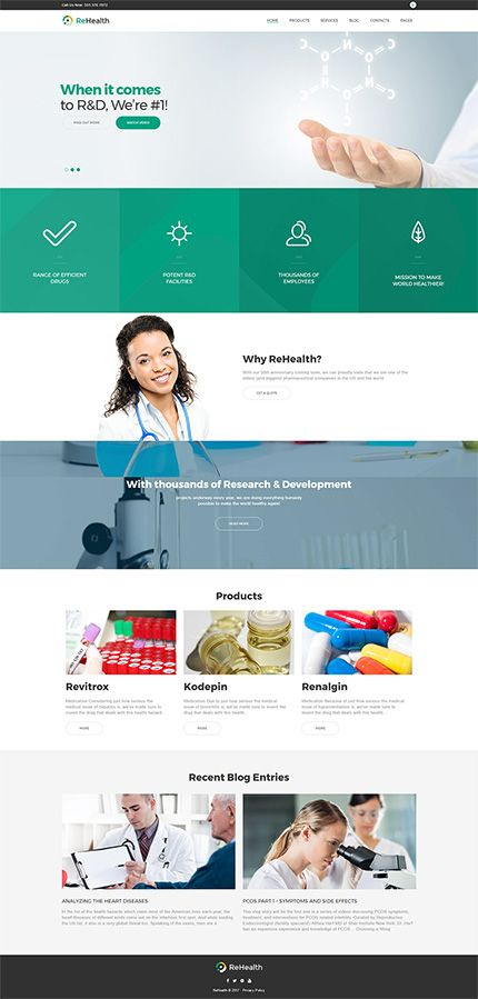 Medical website inspirations at your coffee break! Browse for more WordPress #templates! // Regular price: $75 // Sources available:.PHP, This theme is widgetized #Medical #WordPress #online #store #medical #care #medicine #drugs #pills #cure #prescription #disease #vitamins #supplies #healthy #pharmacy #tablets #medicaments #supplements #capsules #ointment #medicare #medicines #pharmaso