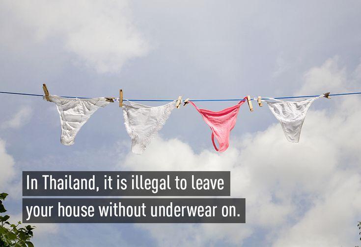 thailand underware