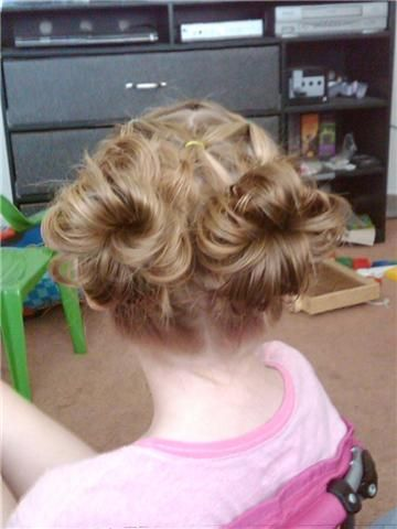 28 Best Dance Recital Hairstyles Images On Pinterest