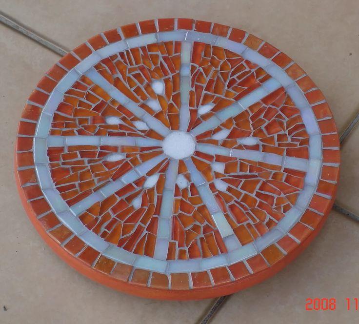 Muni's Mosaics   Lazy Susans