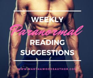 Click here to check out this week's paranormal reading suggestions! #99cents #kindleunlimited #reading #books