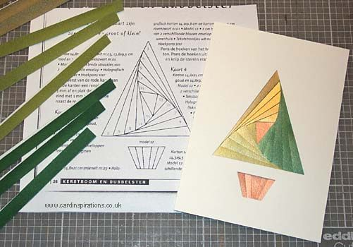 inkspired musings: Iris Folding Tutorial