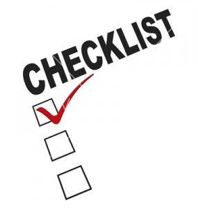 checklist An #H&RBlockCan Tax Time Checklist