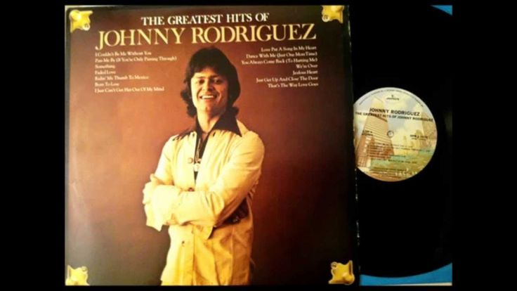 Pass Me By , Johnny Rodriguez , 1972 Vinyl