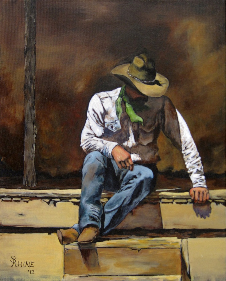 453 Best Images About Western Art On Pinterest Cattle