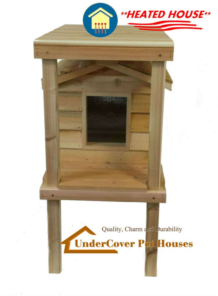 Insulated cat house cat pinterest cat houses insulated cat house and outdoor cats