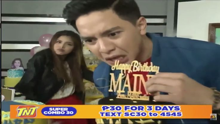 Maines Bday Celebration | March 4, 2017  | Maine's Song Number, AlDub Pr...
