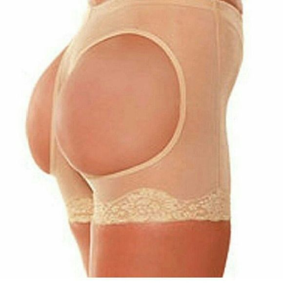 Miracle shaper Girdle Butt Lift panty ✔sale  Butt lifter, it give you all the curves and shape that you always wanted very comfortable and pull in all that you don't want out?? I have 3 in the tan and 4 in the black    NWT  - Intimates & Sleepwear Panties