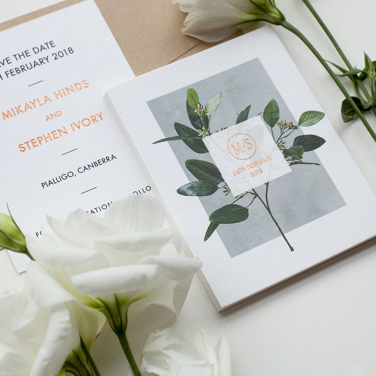 373 best Floral / Nature Wedding Invitations images on Pinterest ...