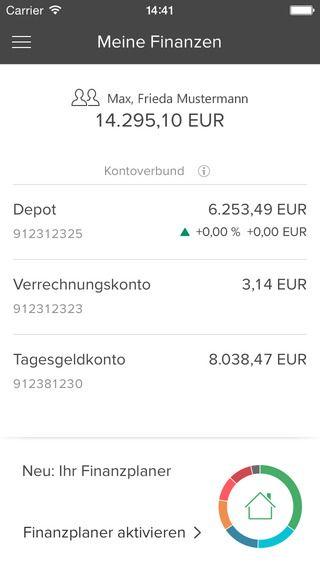 Consorsbank –Meine Finanzen